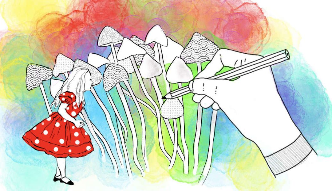 Article // I went on a Trip: My Magic Mushroom Experience
