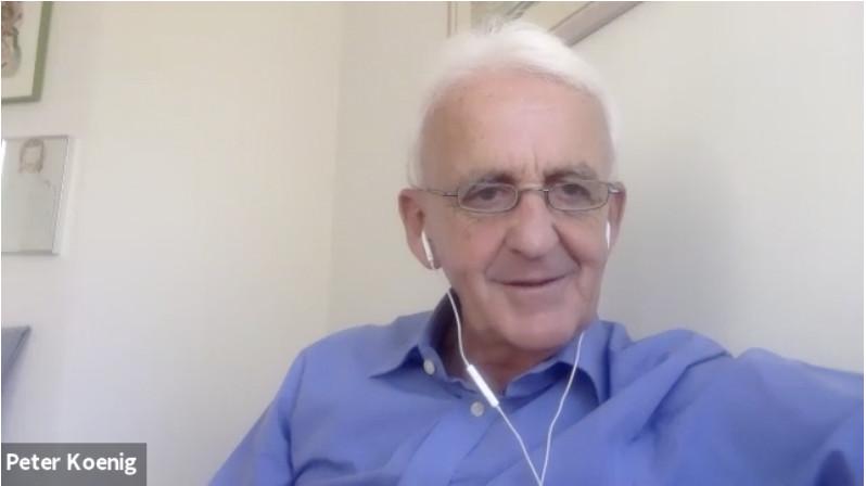 CU*money: Ein Gespräch über Geld mit Peter Koenig
